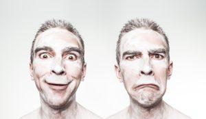 Психика при стрессе - чередование эмоций