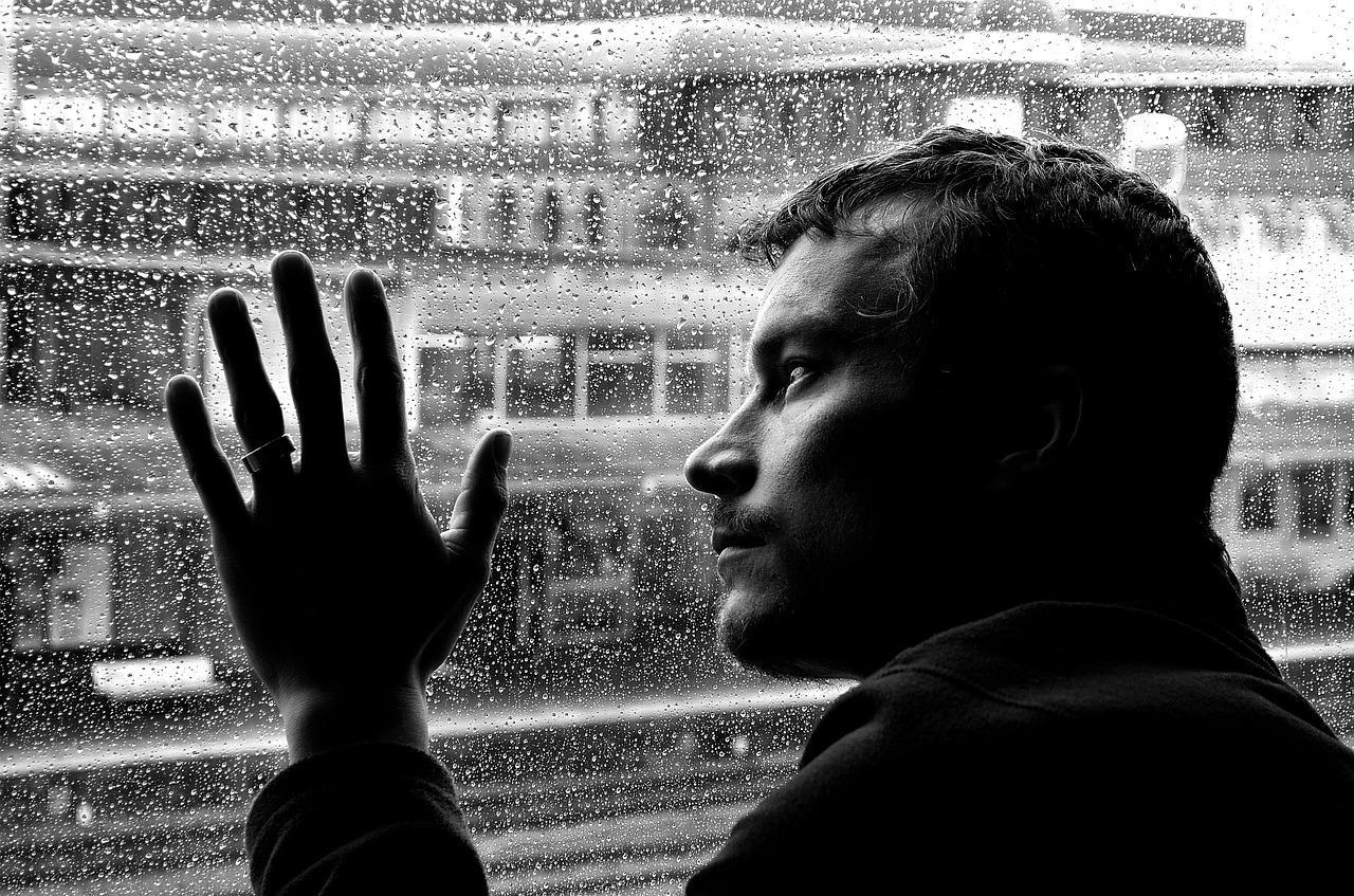 Депрессия и алкоголь у мужчин