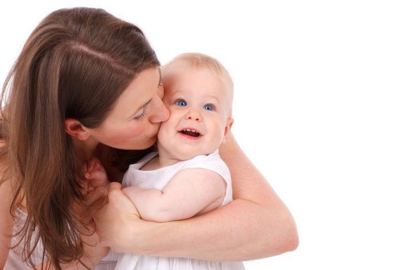Любовь женщины к своему ребенку