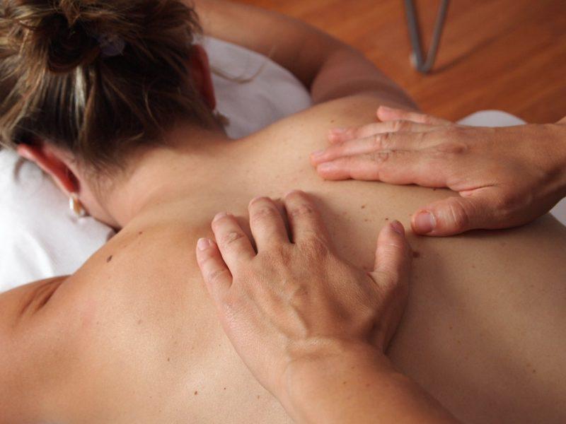 массаж - физиотерапия