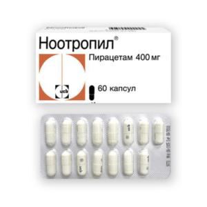Ноотропил-Пирацетам