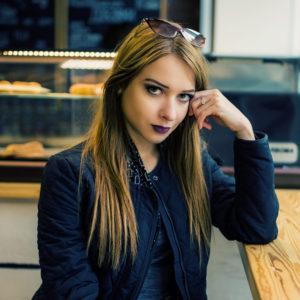 Психолог Анна Голенкова