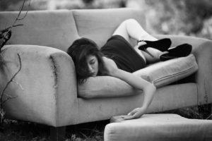Расстройства сна при депрессии