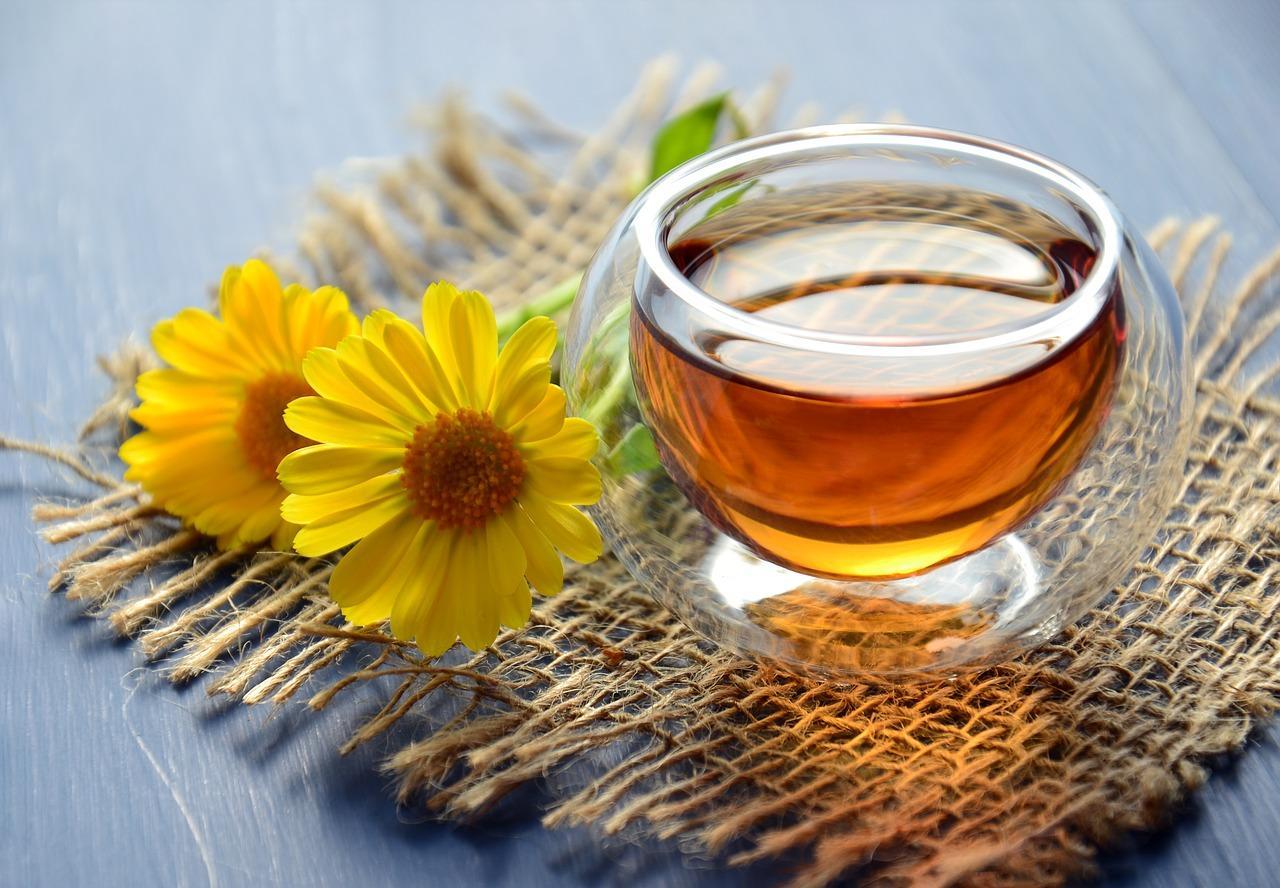 Чай успокоительный
