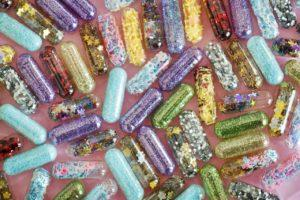 В таблетках витамины