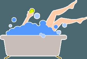 ванна расслабления