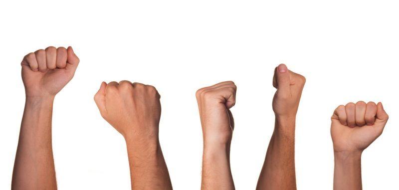 Сжать и разжать кулаки — как быстро успокоиться